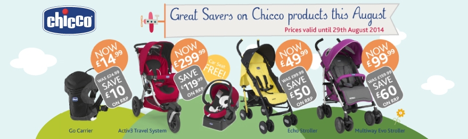 Chicco August 2014 Banner