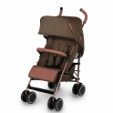 Ickle Bubba Discovery Rose Gold Chassis Pushchair-Khaki (New 2018)