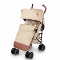 Ickle Bubba Discovery MAX Rose Gold Chassis Pushchair-Sand (New 2018)