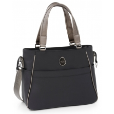 egg® Changing Bag-Shadow Black