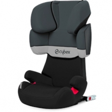 Cybex Solution X-Fix Group 2/3 Car Seat-Grey Rabbit