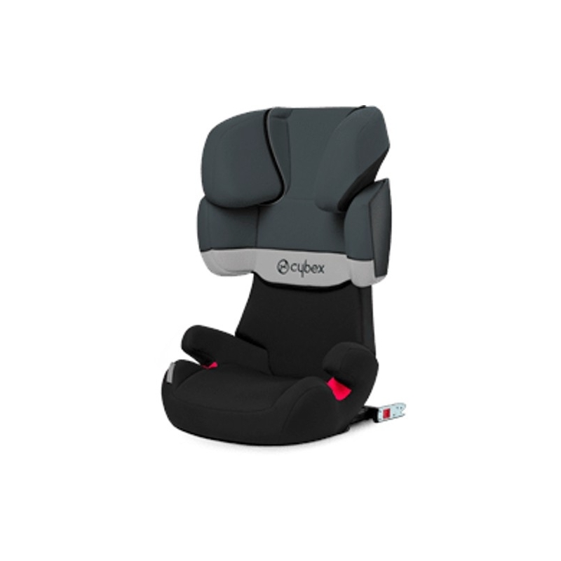 cybex solution x fix group 2 3 car seat grey rabbit. Black Bedroom Furniture Sets. Home Design Ideas