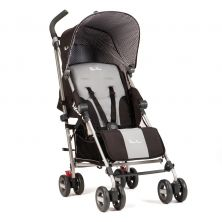 Silver Cross Zest Pushchair-Black (New)
