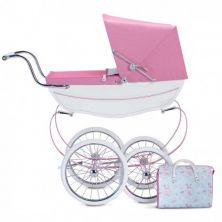 Silver Cross Special Edition Dolls Pram-Blossom