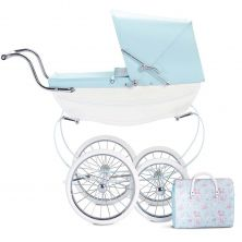 Silver Cross Special Edition Dolls Pram-Sweet Pea