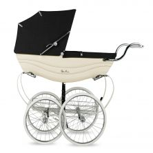 Silver Cross Balmoral Pram-Cream (New)
