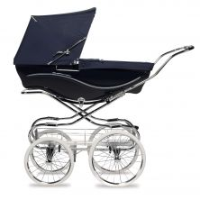 Silver Cross Kensington Pram-Navy