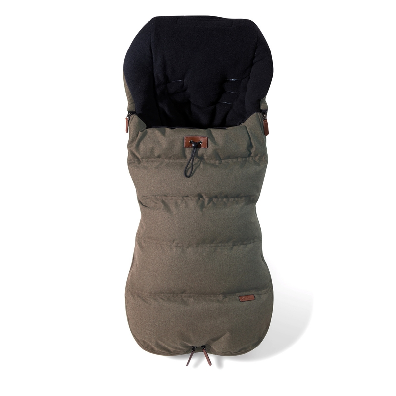 Silver Cross Wave Premium Footmuff-Sable (New)