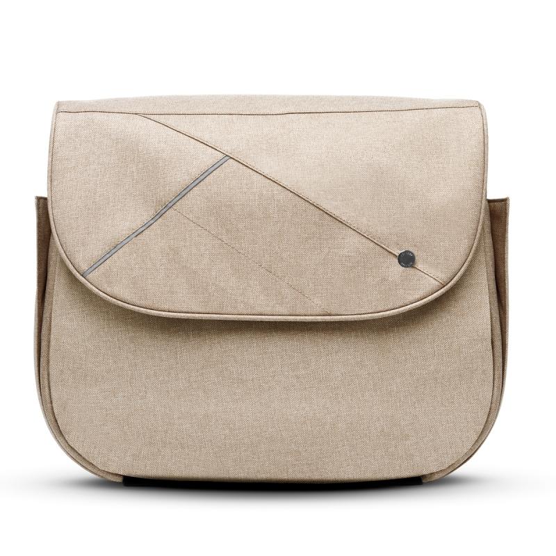 Silver Cross Wayfarer/Pioneer Changing Bag-Linen (New)
