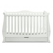 Silver Cross Nostalgia Sleigh Cot Bed (New)
