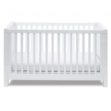 Silver Cross Notting Hill Cot Bed-White (In Stock Immediate Delivery)