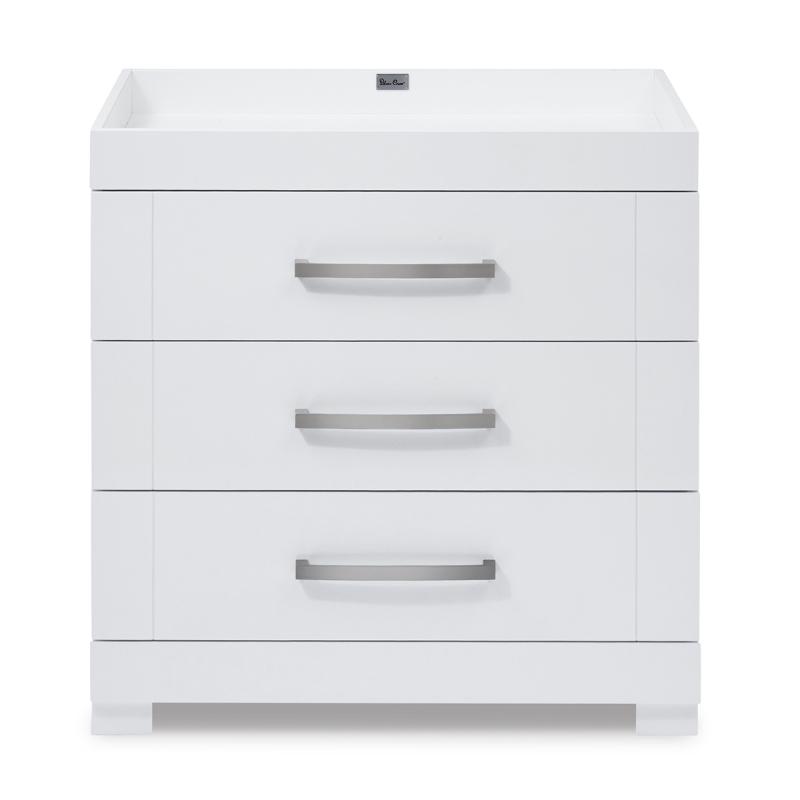 Silver Cross Notting Hill Dresser-White (New)