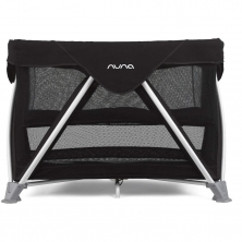Nuna Sena AIRE Travel Cot-Caviar (New)