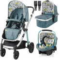 Cosatto Wow Travel System Bundle-Fjord (New 2018)