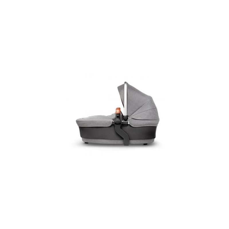 Silver Cross Wave Carrycot - Claret