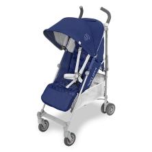 Maclaren Quest Stroller-Medieval Blue/Silver (New 2018)