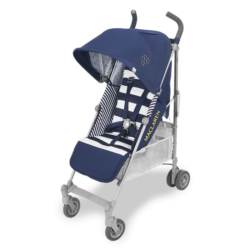 Maclaren Quest Stroller-Regency Stripe (New 2018)