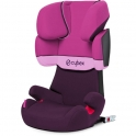 Cybex Solution X-Fix Group 2/3 Car Seat-Purple Rain (New 2018)