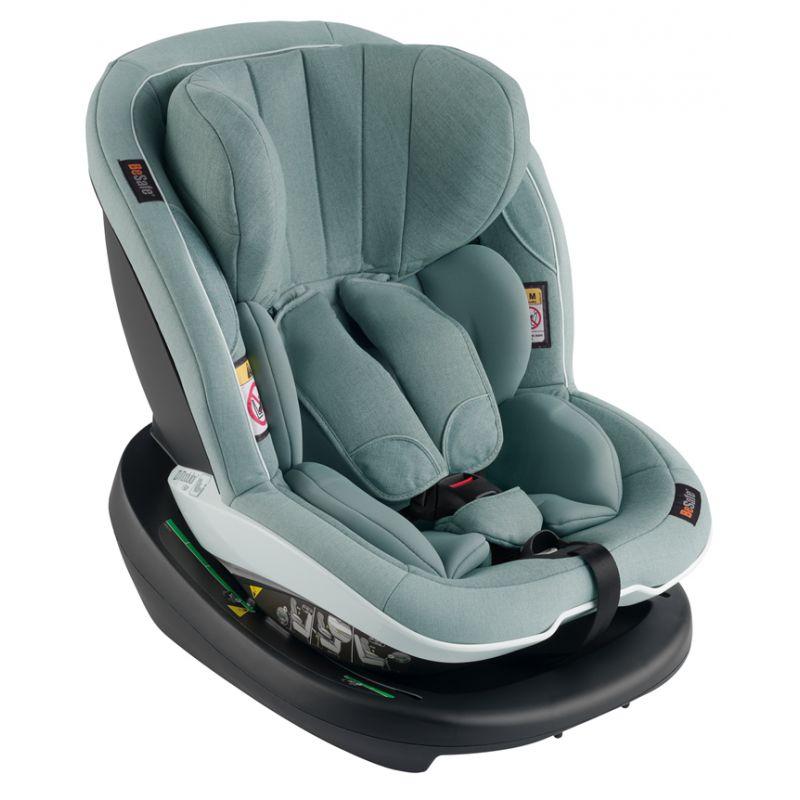 BeSafe iZi Modular i-Size Group 1 Car Seat – Sea Green Melange