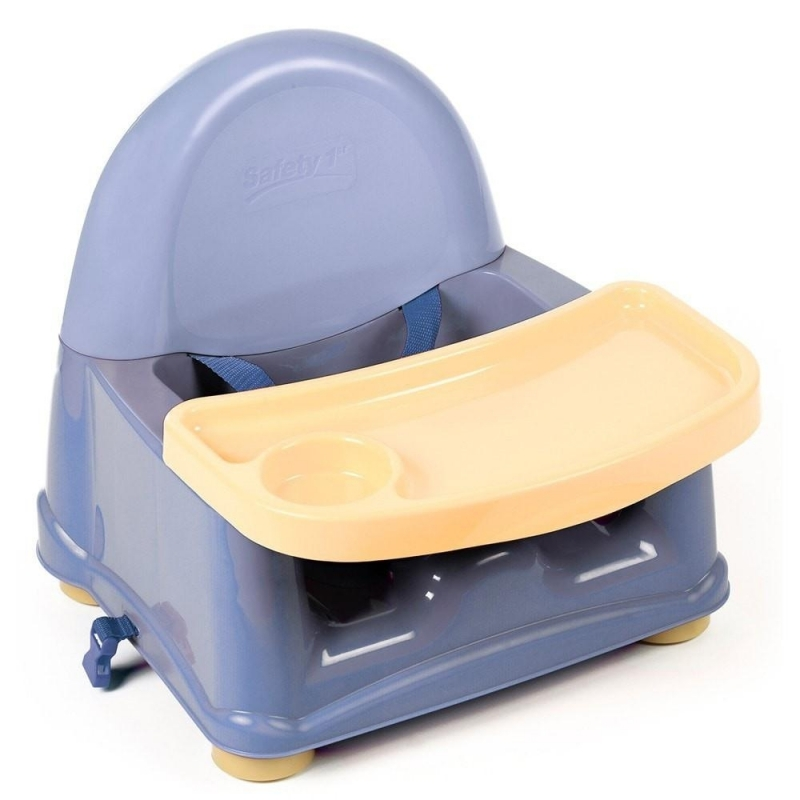 Safety 1st Easy Care Swing Tray Booster Seat-Pastel (NEW 2018)