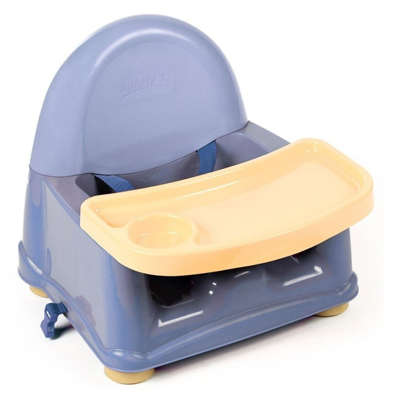 Safety 1st Easy Care Swing Tray Booster Seat Pastel (NEW)