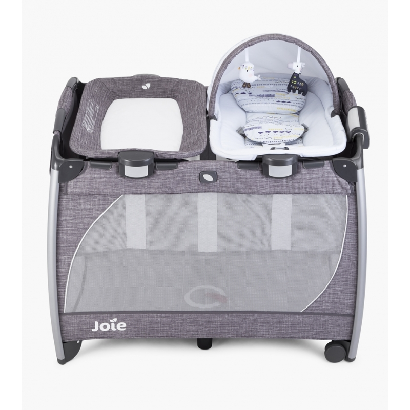 Joie Excursion Change and Rock Travel Cot