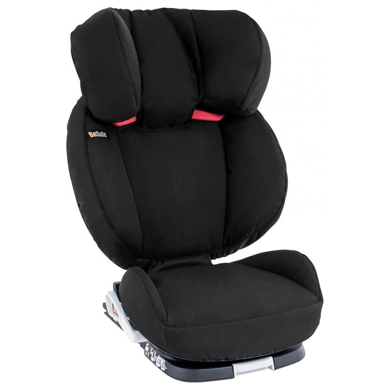 BeSafe iZi Up Fix X3 Group 2,3 Car Seat-Fresh Black Cab