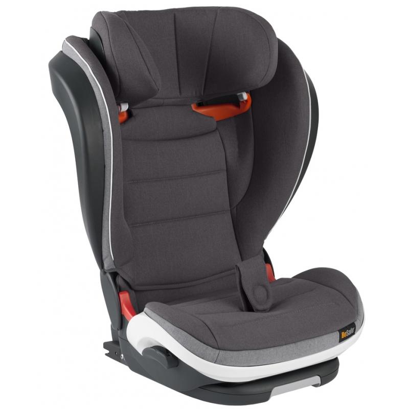 besafe izi flex fix i size group 2 3 car seat metallic melange. Black Bedroom Furniture Sets. Home Design Ideas