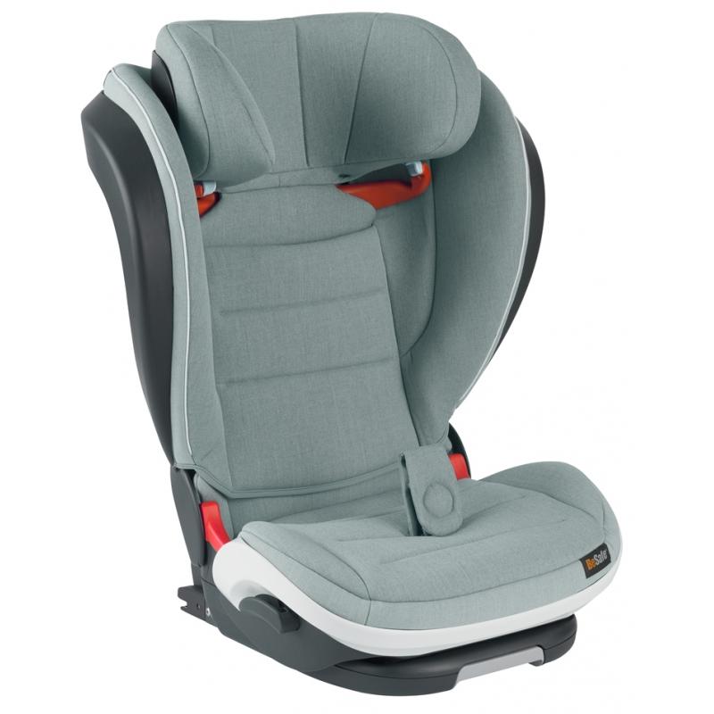 BeSafe iZi Flex FIX i-Size Group 2,3 Car Seat-Sea Green Mélange