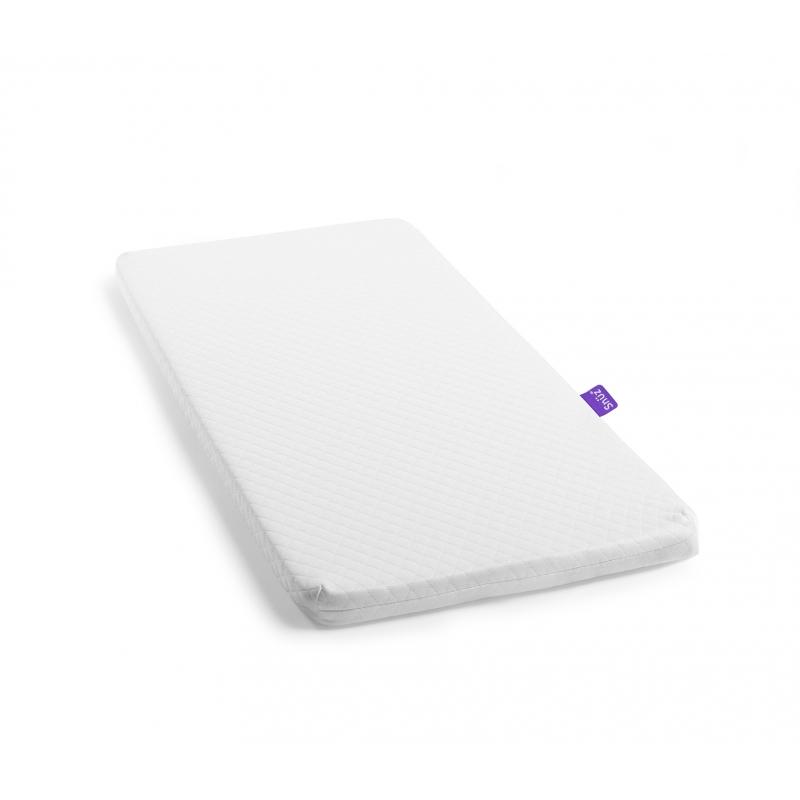 SnuzPod3 Premium Quilted Foam Mattress-44x80cm (New 2018)