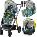 Cosatto Wow Travel System Bundle-Fox Tale (New 2018)