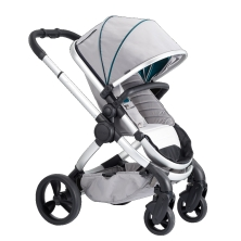 iCandy Peach Stroller-Satin/Dove Grey