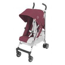 Maclaren Triumph Stroller-Plum/Grey Dawn (New 2018)