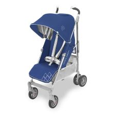 Maclaren Techno XT Stroller-Medieval Blue/Silver (New 2018)