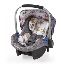Cosatto Port 0+ Car Seat-Dawn Chorus (New)