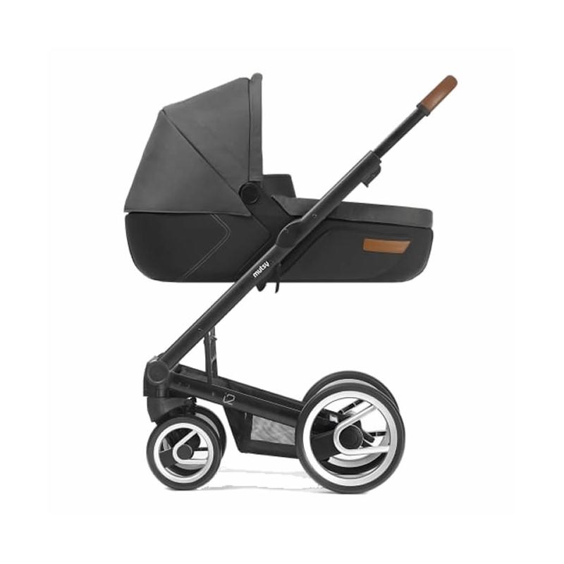 Mutsy i2 Urban Nomad 3in1 Black Chassis-Dark Grey
