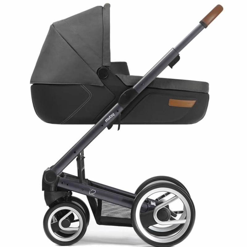 Mutsy i2 Urban Nomad 3in1 Dark Grey Chassis-Dark Grey