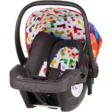 Cosatto Hold Mix Group 0+ Car Seat-Pixelate (New 2018)