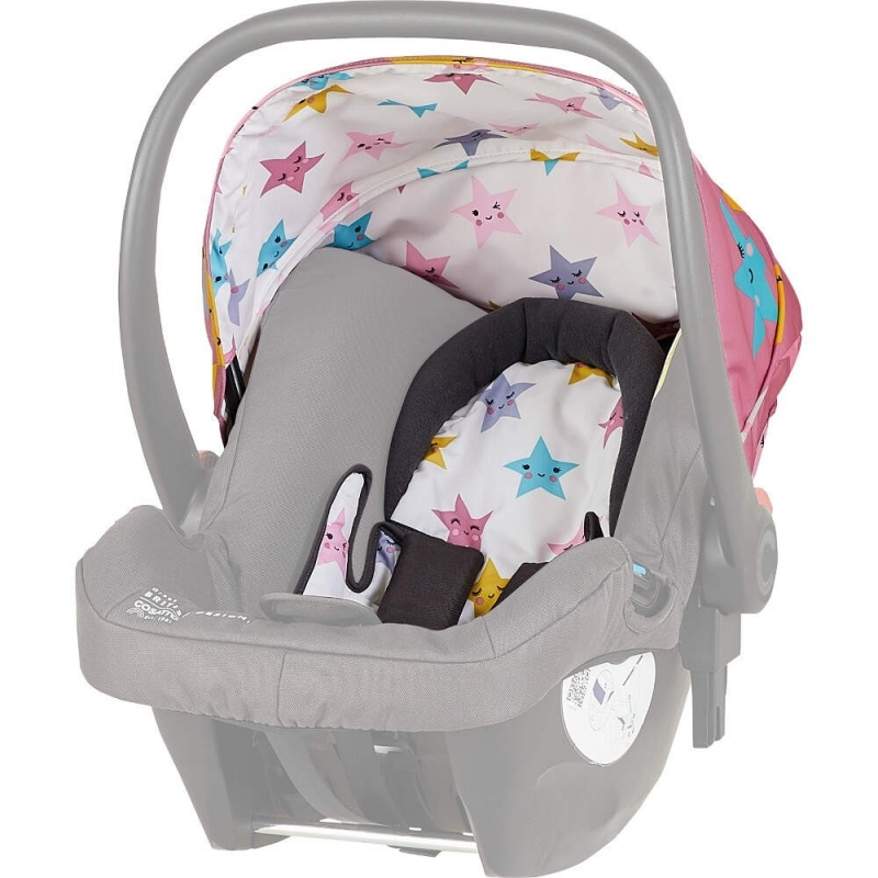Cosatto Hold Mix Group 0+ Car Seat Colour Pack-Happy Stars (New 2018)