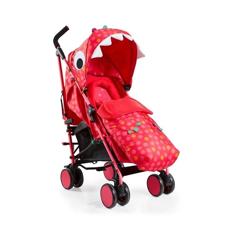 Cosatto Supa Stroller-Miss Dinomite + Free Supa Bag Worth £39.95