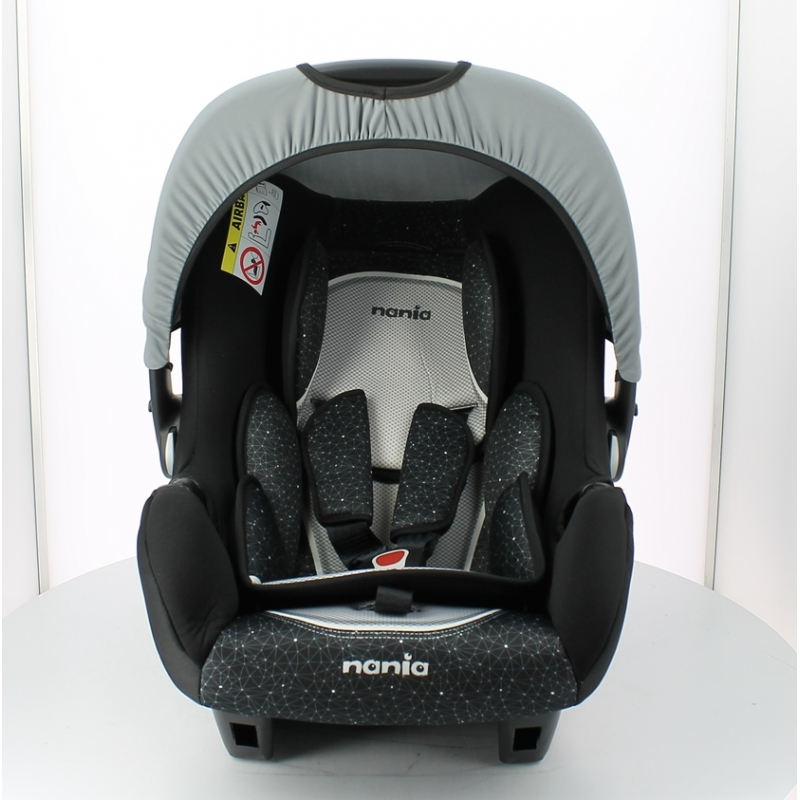 Nania Beone SP Group 0+ Car Seat-Skyline Black