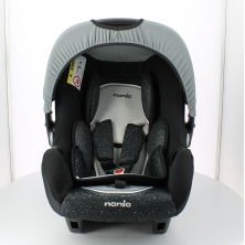 Nania Beone SP Group 0+ Car Seat-Skyline Black (New 2018)