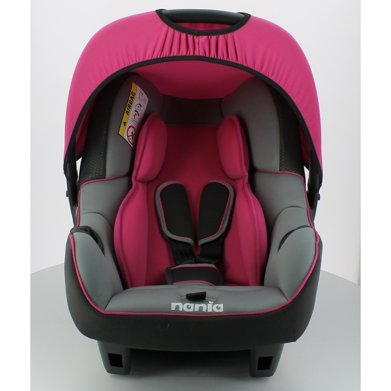 Nania Beone SP Group 0+ Car Seat-Framboise (New 2018)