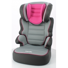 Nania Luxe Befix SP Group 2/3 Car Seat-Framboise (New 2018)