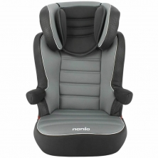 Nania Luxe Rway SP Easyfix Group 2/3 Car Seat-Shadow (New 2018)