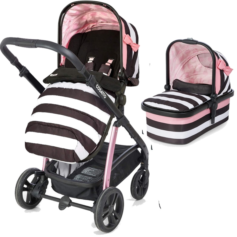 Cosatto Wow Pram and Pushchair-Golightly 3