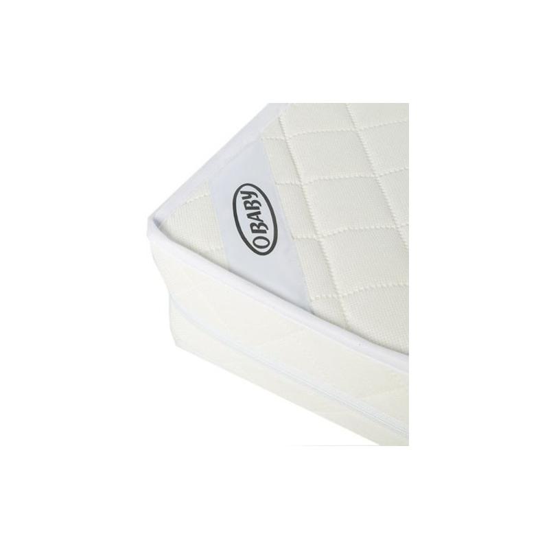 OBaby Spring Interior Cot Mattress (120 x 60cm)