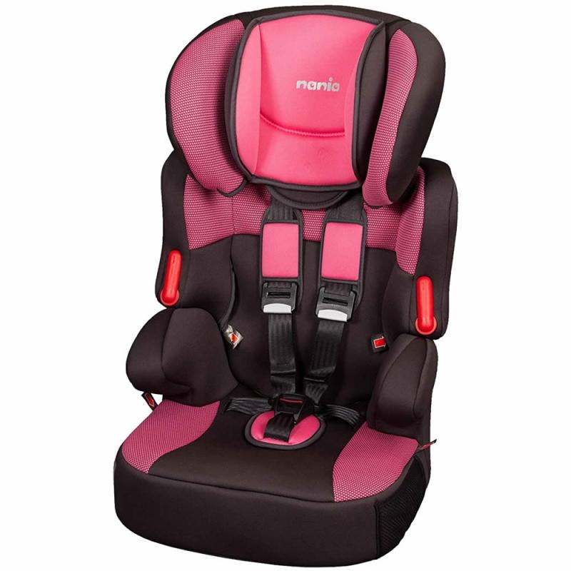Nania Beline SP Group 1+2+3 Car Seat-Sugar