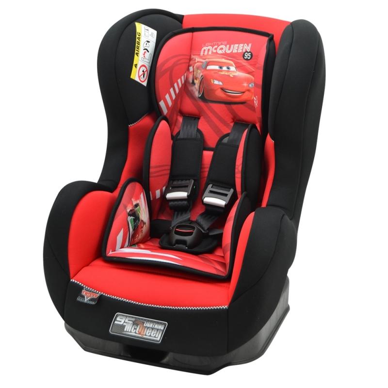 Nania Cosmo SP Disney Group 0+1 Car Seat-Cars