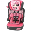 Nania Beline SP LX Disney Group 1/2/3 Car Seat-Minnie Mouse (New 2018)